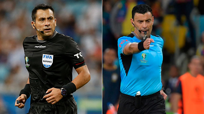 Uno dirigirá el duelo del actual campeón: Dos árbitros chilenos fueron designados para los octavos de la Libertadores