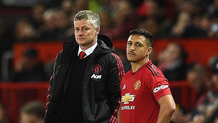 """Técnico del United asegura que tendrá que """"ayudar"""" a Alexis y que """"por el momento"""" planea que siga en el club"""