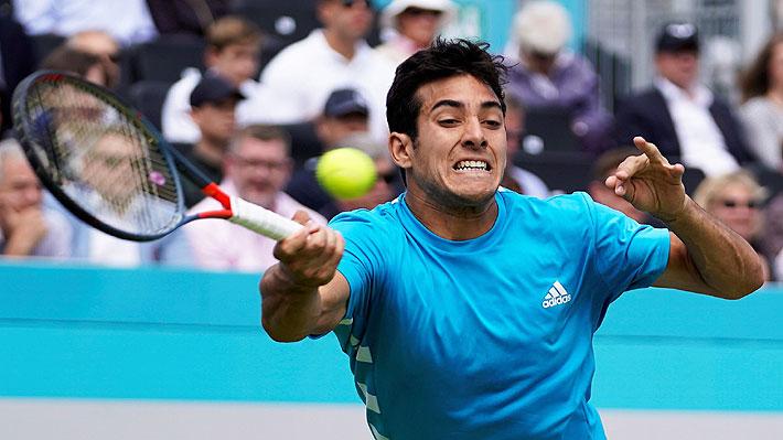 Garin no responde a su condición de máximo favorito y pierde en sets corridos ante Chardy en octavos del ATP de Bastad