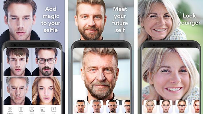 """""""FaceApp"""" vuelve a la popularidad a pesar de reconocidos problemas de privacidad y críticas por discriminación"""