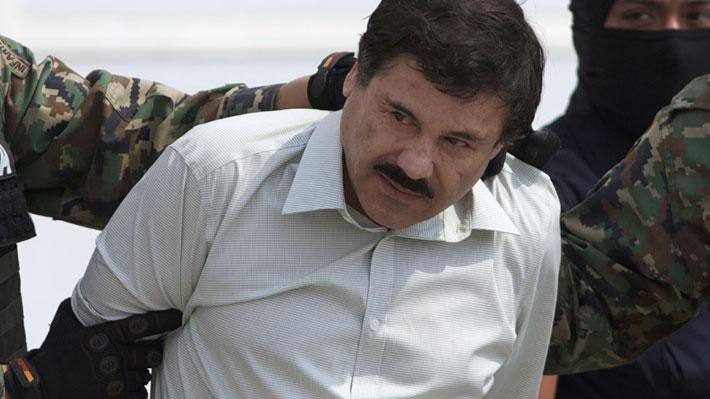 """Joaquín """"el Chapo"""" Guzmán es condenado a cadena perpetua por juez federal de Nueva York"""
