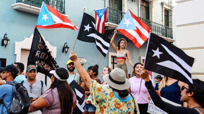 El escándalo por el que vecinos y celebridades de Puerto Rico exigen la salida de su gobernador