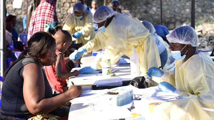 OMS declara que brote de ébola en el Congo es una emergencia sanitaria de alcance internacional