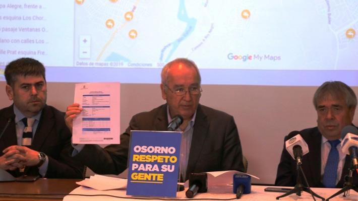 Las acusaciones que deja el corte de agua en Osorno: Desde denuncias medioambientales hasta querellas criminales