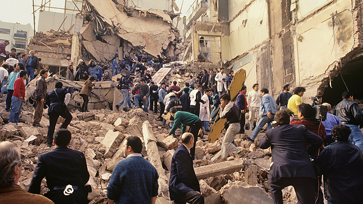 Tras 25 años, Argentina aún espera justicia por el atentado terrorista a la AMIA