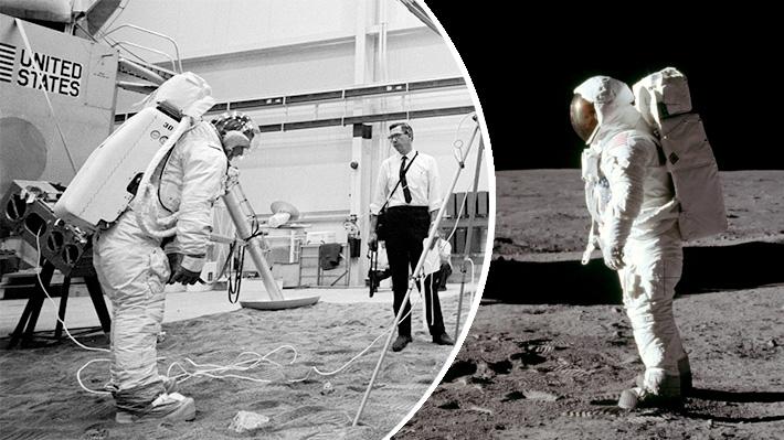 """Rebatiendo la teoría del """"montaje"""" sobre la llegada a la Luna: Expertos responden las dudas más recurrentes"""