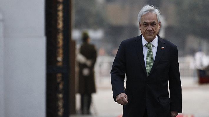 Presidente Piñera suspende viaje a seminario privado en EE.UU. por emergencia de Osorno