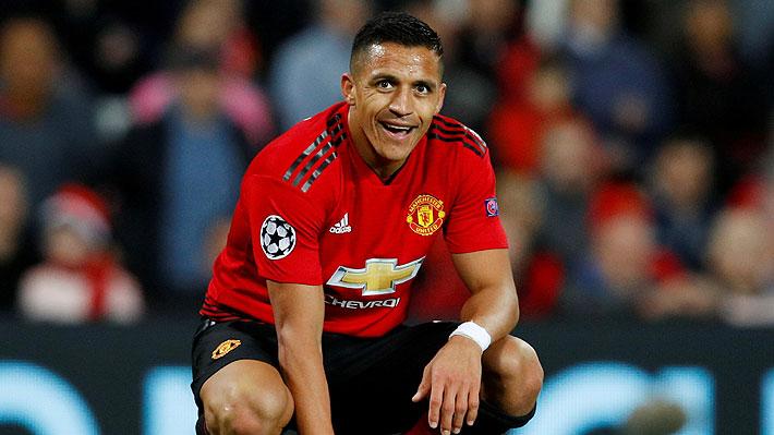 """Cuáles son los duelos que podría jugar Alexis y en los que intentaría """"convencer"""" a Solskjaer para seguir en el United"""