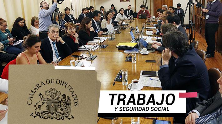Comisión de Trabajo: Quiénes son los 13 diputados que votarán las indicaciones del Gobierno a la reforma de pensiones