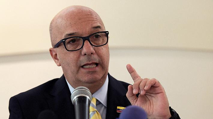 """CIDH pide informe a Venezuela por detención de abogado de ex jefe policial """"liberado"""" por Guaidó"""