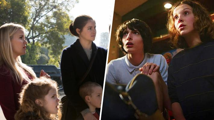 """Explican por qué la halagada """"Big Little Lies"""" y lo nuevo de """"Stranger Things"""" quedaron fuera de los Emmy"""