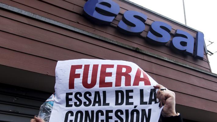 Las peticiones que han surgido por corte de agua en Osorno: desde quitar concesión a Essal a declarar zona de catástrofe