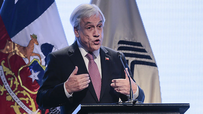 Piñera valora y agradece aprobación de reforma a las pensiones en comisión del Trabajo de la Cámara