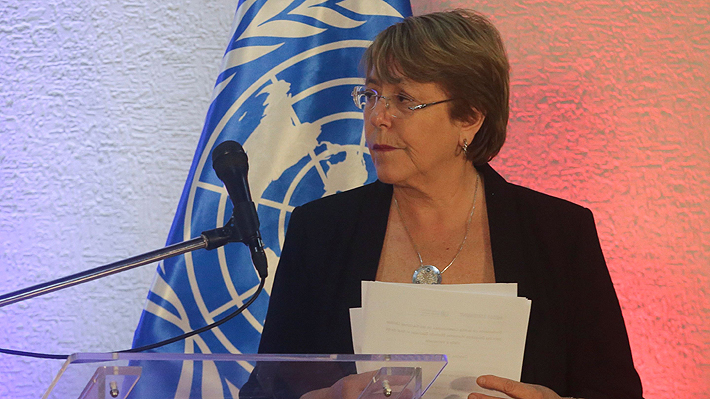 """Bachelet considera """"fantásticas"""" a las congresistas criticadas por Trump: """"Veo mujeres brillantes que dicen lo que piensan"""""""