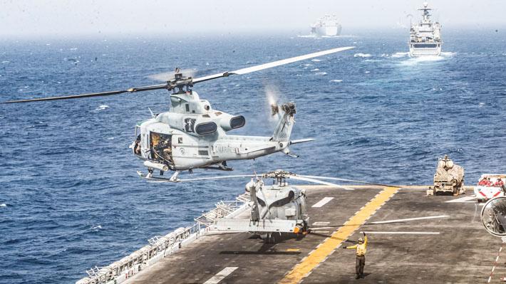 Irán asegura que no ha perdido ningún dron en el estrecho de Ormuz y desmiente a Estados Unidos