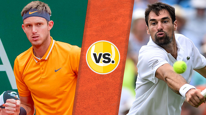 Reviva el gran triunfo de Jarry en los cuartos de final del ATP de Bastad