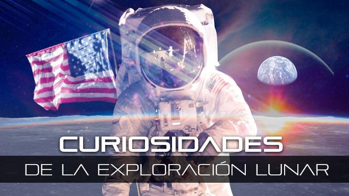 """De la primera comida a la bandera """"flameando"""": ¿Conoces estas curiosidades sobre la exploración lunar?"""