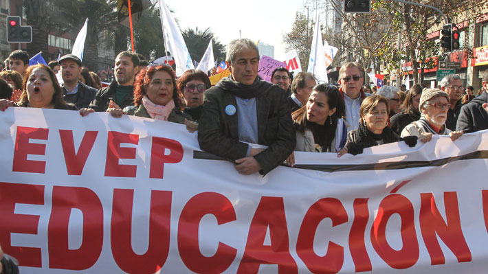 Paro de profesores cumple 50 días y pasa a ser el segundo más largo de las últimas cinco décadas