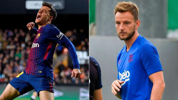 Las dos posibles salidas que podrían beneficiar a Vidal en la complicada lucha por la titularidad en el mediocampo del Barça
