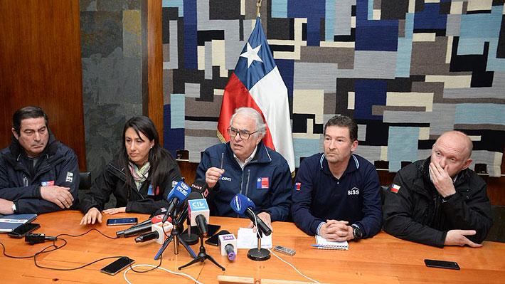 """Intendente de Los Lagos: Emergencia en Osorno """"va a significar un antes y después, cambios en la legislación de las sanitarias"""""""