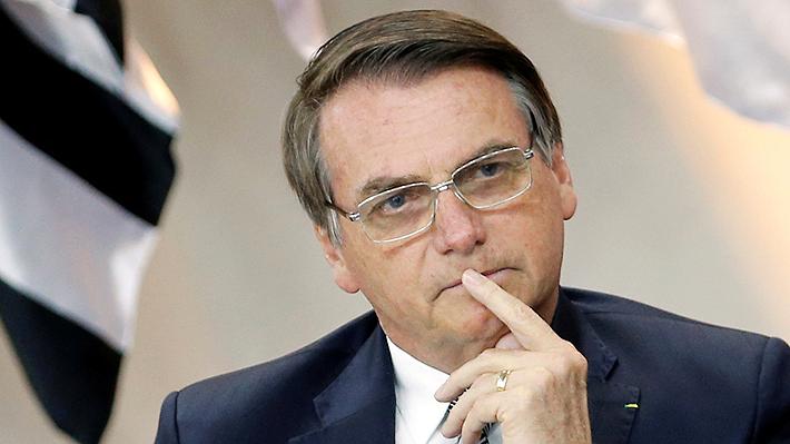 """Bolsonaro cuestiona interés mundial por deforestación en la Amazonía: """"Ningún país nos puede venir a dar lecciones"""""""