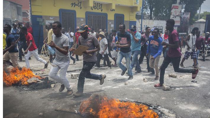 El desesperanzador retrato de la grave situación sanitaria que azota a Haití y que ha aumentado este año