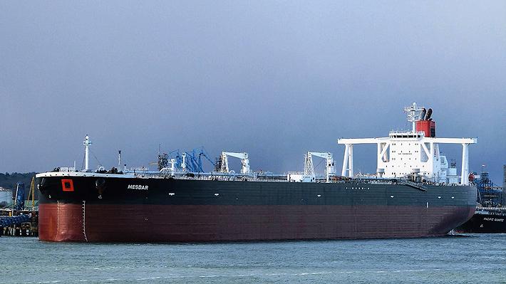 Reino Unido aclara que Irán incautó dos buques en el estrecho de Ormuz