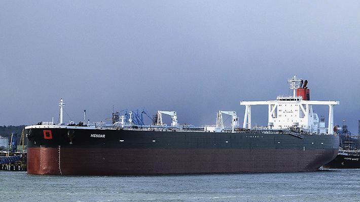 Irán libera uno de los dos buques británicos detenidos, pero la tensión se mantiene en el estrecho de Ormuz