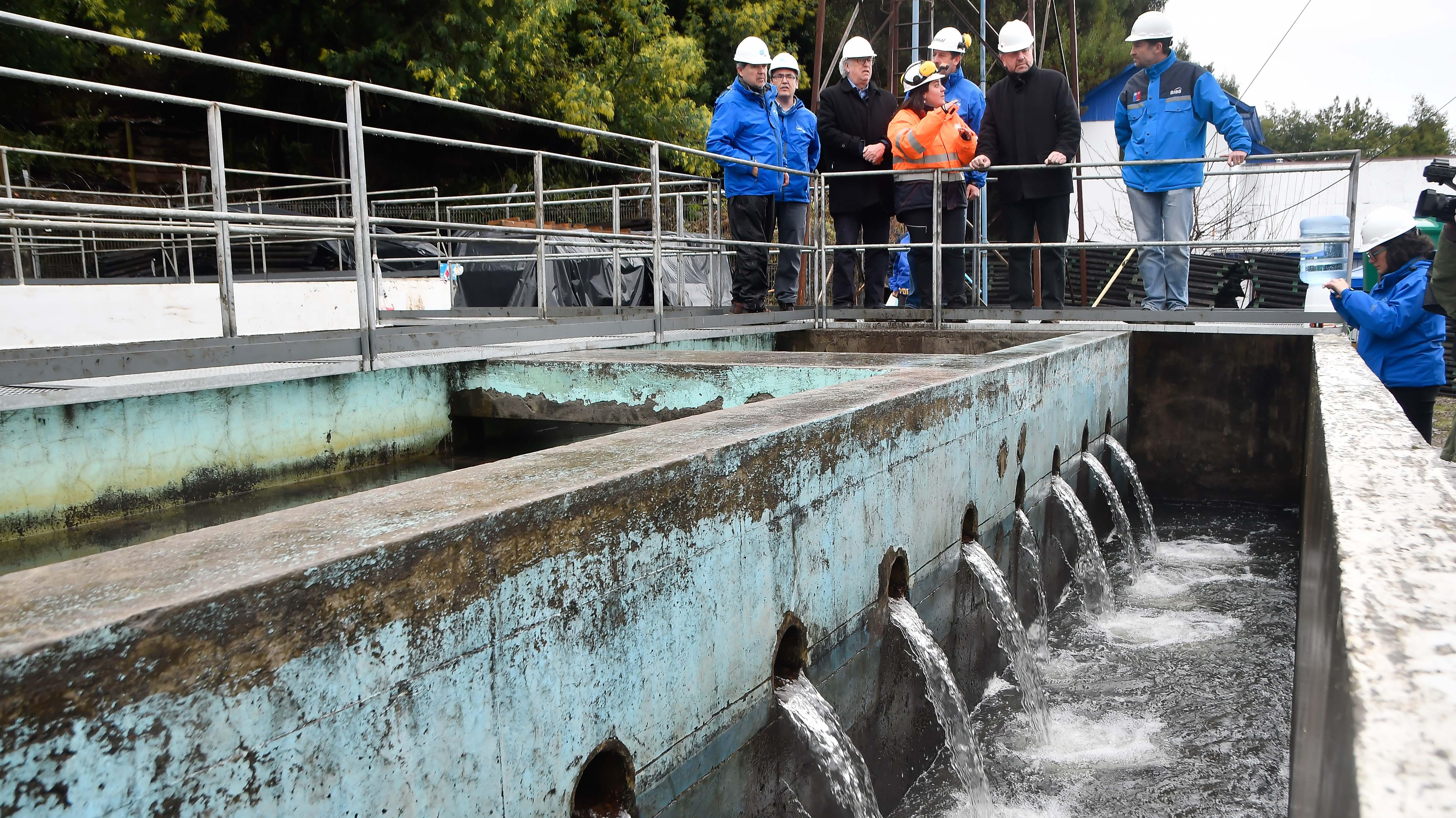 Corte de agua en Osorno se convierte en el más largo atribuible a una falla humana