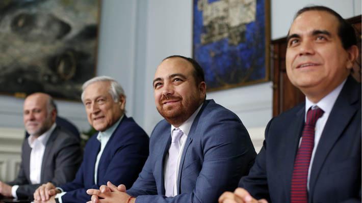 """Presidente de la DC: """"Empezamos un camino de encontrarnos de nuevo con el PS, el PR y el PPD"""""""