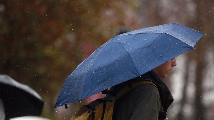 Se esperan precipitaciones para el domingo en la Región Metropolitana: Podrían caer entre 10 a 15 milímetros