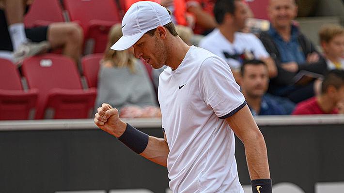 Jarry se deshace con facilidad del argentino Delbonis y buscará en Bastad su esquivo primer título ATP