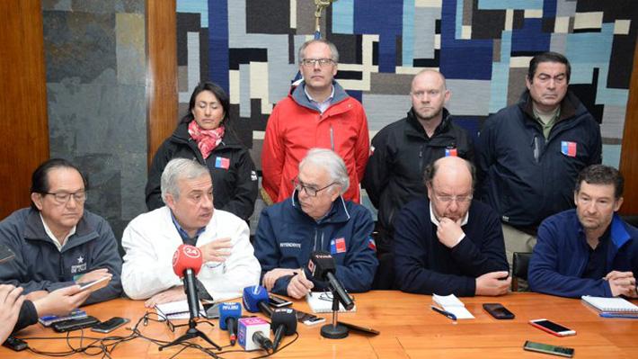 Mañalich extiende un mes más la Alerta Sanitaria en Osorno y llama a los usuarios a consumir con confianza agua potable