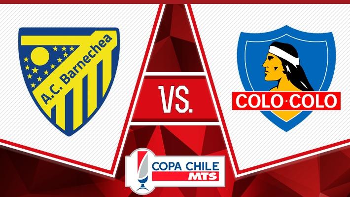 Reviva el nuevo triunfo de Colo Colo en la Copa Chile