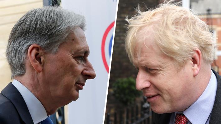 El ministro de Finanzas de Reino Unido dimitirá si Boris Johnson es el primer ministro
