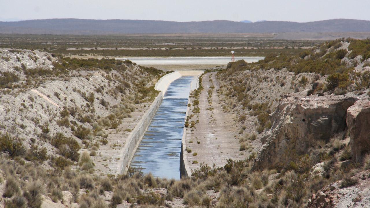 """Uchusuma: Cómo es el río que el senador Ossandón reclama que Perú """"se ha quedado con toda el agua"""""""