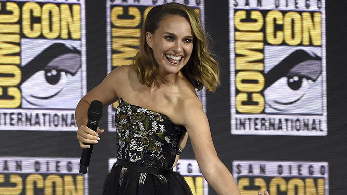 Natalie Portman anunció que volverá a Marvel como la nueva versión femenina de Thor 4