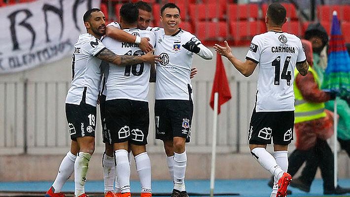 Colo Colo otra vez golea, elimina con contundencia a Barnechea y pasa a cuartos de Copa Chile