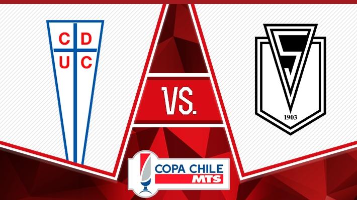 Repasa cómo se vivió la incertidumbre del duelo posteriormente suspendido entre la UC y el Morning por la Copa Chile