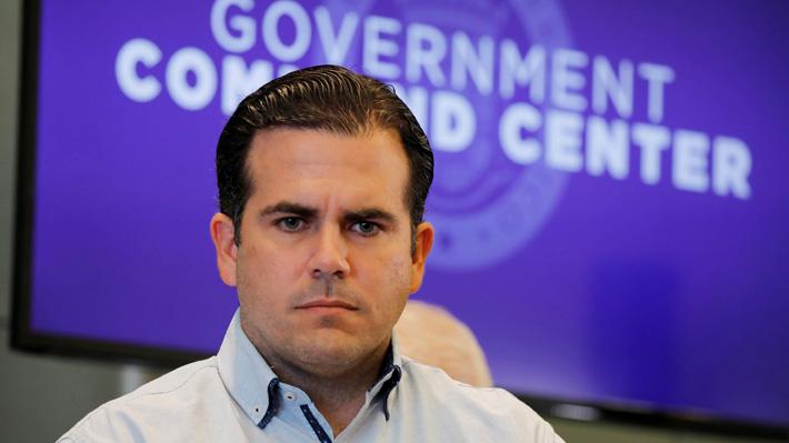 Gobernador de Puerto Rico acepta juicio político y no postulará a reelección