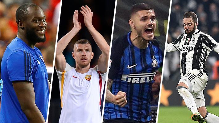 Los cuatro delanteros top que podrían desatar un efecto dominó en Europa