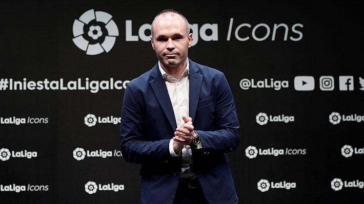 La particular frase que se despachó Iniesta para explicar lo que será para él enfrentar al Barcelona
