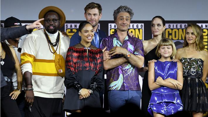 Fase 4 del Universo Cinematográfico de Marvel: Estas son las películas y los actores que formarán parte de la nueva etapa