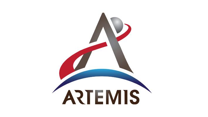 La NASA presenta el emblema del Programa Artemis en medio de la conmemoración de los 50 años de Apolo