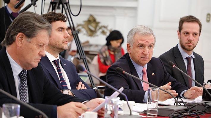 """Ministro de Hacienda adelanta """"semana potente """" para la reforma tributaria y responde a Jorratt"""