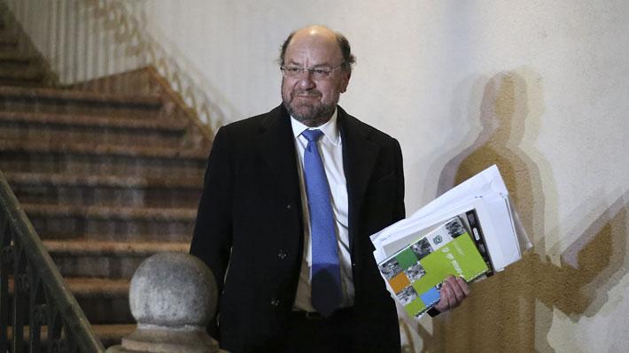 """Essal: Moreno reitera que sanciones corresponden a la SISS y dice que le pidieron resolver en el plazo """"más breve posible"""""""