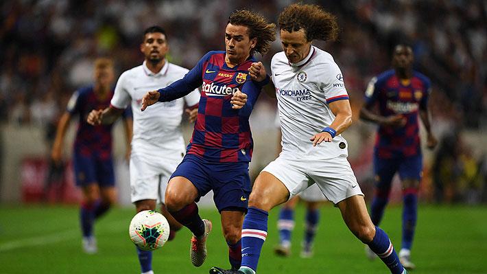 Barcelona perdió en su primer amistoso de pretemporada en el debut de Griezmann: Mira quiénes jugaron y los goles