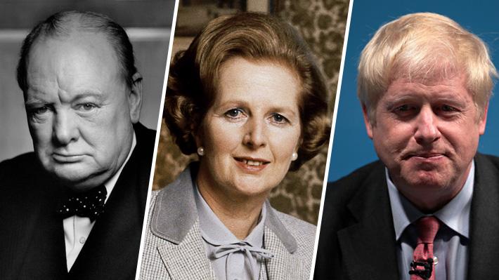 De Churchill a Johnson: Los primeros ministro del Reino Unido desde la Segunda Guerra Mundial