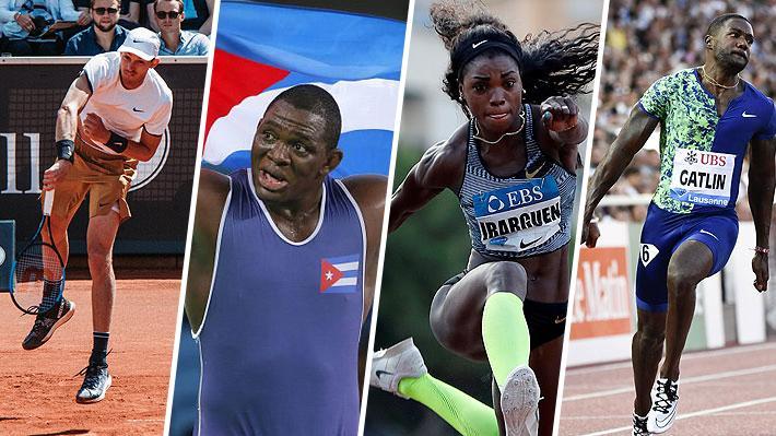 Uno incluso le ganó a Usain Bolt: Las estrellas a seguir en los Juegos Panamericanos de Lima 2019