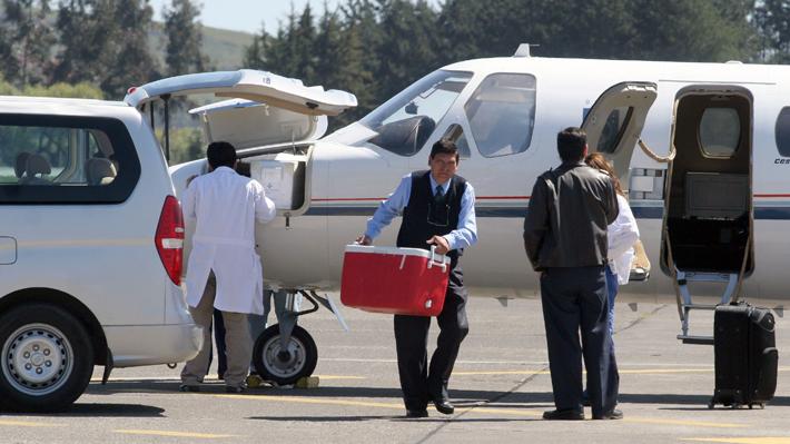Ejecutivo creará centros para trasplantes fuera de Santiago y el primero se construirá en Temuco
